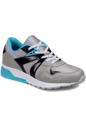 Art Bella Cs18060 Gri Mavi Kadın Sport Ayakkabı