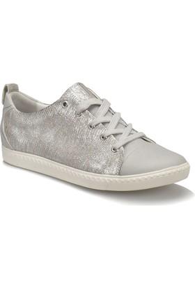 Art Bella Cs18062 Gümüş Kadın Sneaker