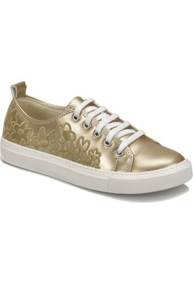 Art Bella Cs18093 Altın Kadın Sneaker 534