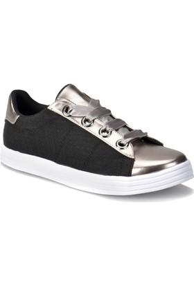 Butigo 18S-023 Antrasit Kadın Sneaker