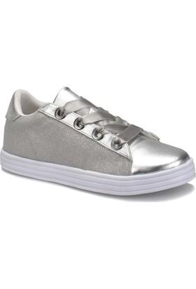 Butigo 18S-023 Gümüş Kadın Sneaker