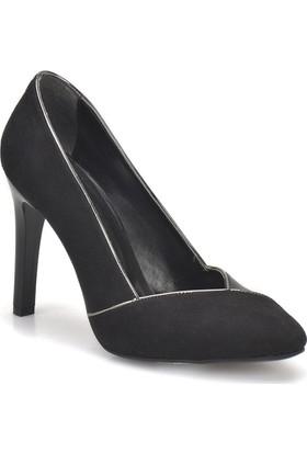 Butigo 18S-093 Siyah Kadın Topuklu Ayakkabı