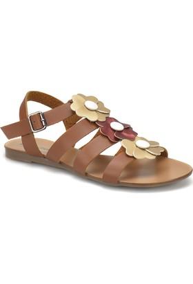Butigo 18S-183 Taba Kadın Sandalet