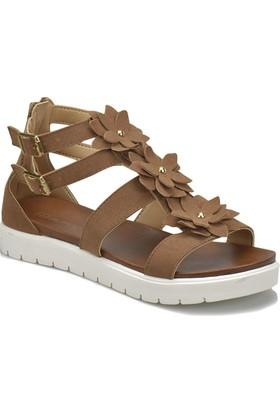 Butigo 18S-222 Taba Kadın Sandalet