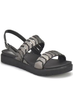 Butigo 18S-224 Antrasit Kadın Sandalet