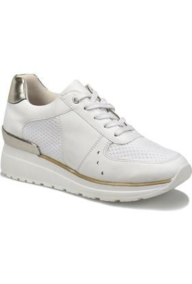 Butigo 18S-402 Beyaz Kadın Ayakkabı