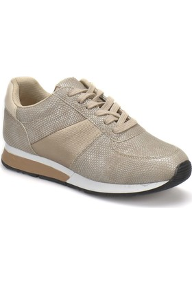 Butigo 18S-460 Bej Kadın Sneaker