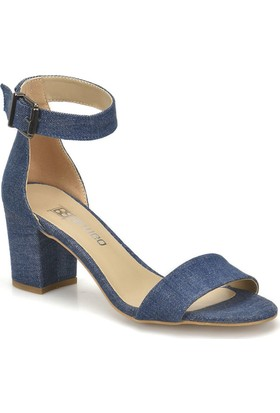Butigo 18S-462 Kot Kadın Topuklu Ayakkabı
