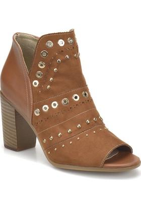 Butigo 18S-526 Taba Kadın Ayakkabı