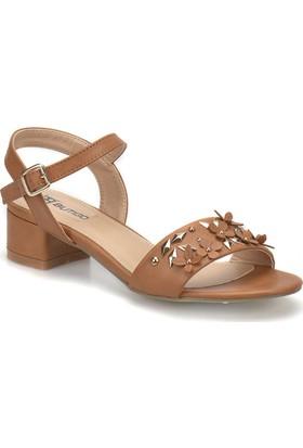 Butigo 18S-8Y5026-49 Camel Kadın Sandalet