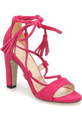 Butigo Belina37Z Fuşya Kadın Sandalet