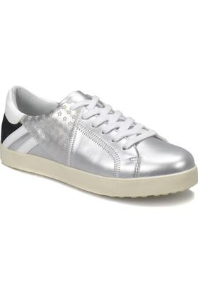 Butigo Cs18019 Beyaz Kadın Sneaker