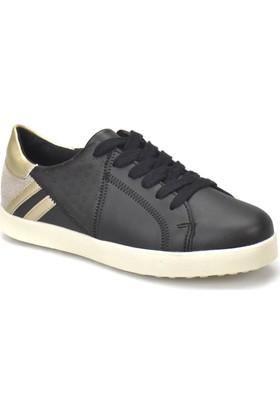 Butigo Cs18019 Siyah Kadın Sneaker