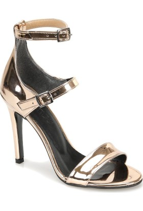 Butigo Milena08Y Bronz Kadın Sandalet