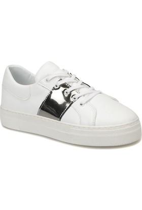 Butigo Aden40V Siyah-Gri Kadın Sneaker Ayakkabı