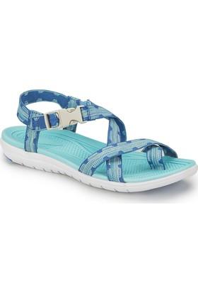 Dockers By Gerli 224904 Mavi Kadın Sandalet