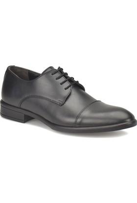 Down Town 113 Siyah Erkek Klasik Ayakkabı