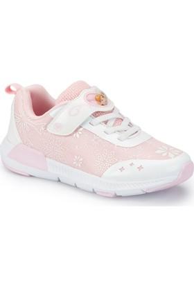 Frozen Lıya Beyaz Kız Çocuk Athletic Ayakkabı
