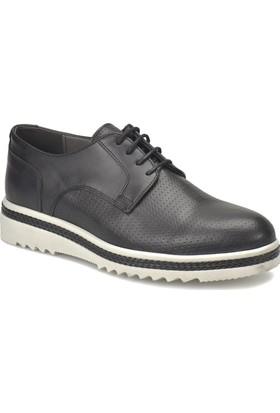 Jj-Stiller 10045-2 Siyah Erkek Ayakkabı