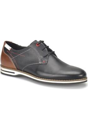 Jj-Stiller 16456-5 Siyah Erkek Ayakkabı