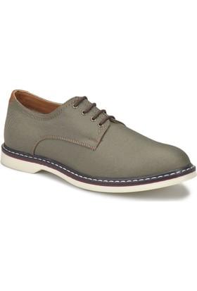 Jj-Stiller 61120 Haki Erkek Ayakkabı