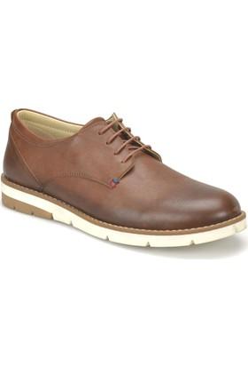 Jj-Stiller 71435-2 Kahverengi Erkek Ayakkabı