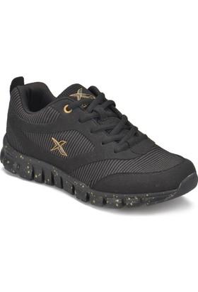 Kinetix Almera W Siyah Altın Kadın Fitness Ayakkabısı