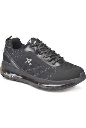 Kinetix Argus W Siyah Kadın Fitness Ayakkabısı