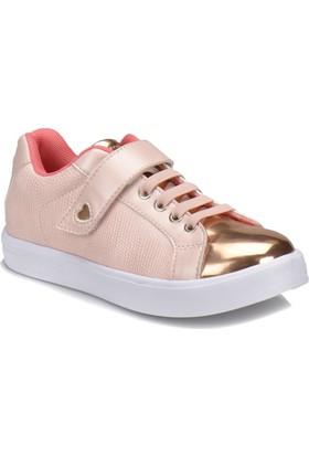 Kinetix Arıya Pembe Bakır Rengi Kız Çocuk Sneaker