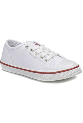 Kinetix Beny Beyaz Erkek Çocuk Sneaker