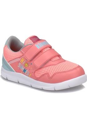 Kinetix Budıno P Pembe Açık Pembe Açık Mavi Kız Çocuk Yürüyüş Ayakkabısı