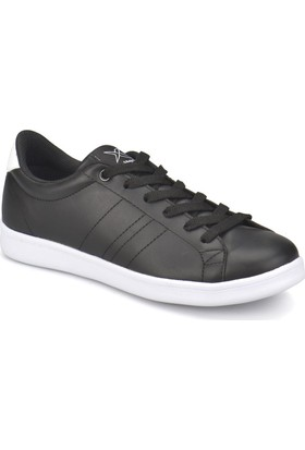 Kinetix Cora W Siyah Beyaz Kadın Sneaker