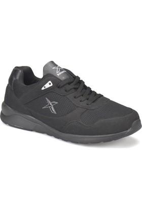 Kinetix Delvın Mesh M Siyah Koyu Gri Erkek Sneaker