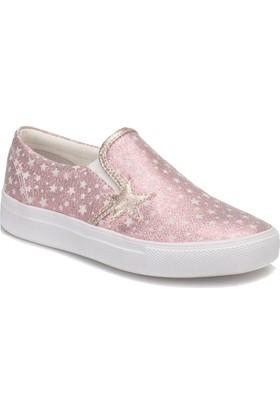 Kinetix Fauna Pembe Kız Çocuk Slip On Ayakkabı
