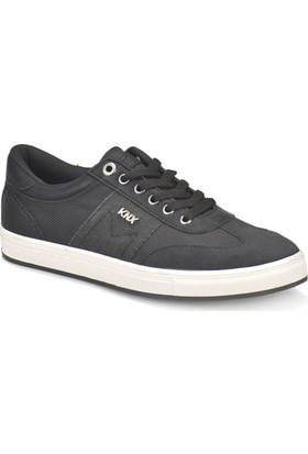Kinetix Levy Siyah Erkek Ayakkabı