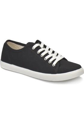 Kinetix Lora S Siyah Kadın Ayakkabı