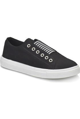 Kinetix Melısa Siyah Kadın Ayakkabı