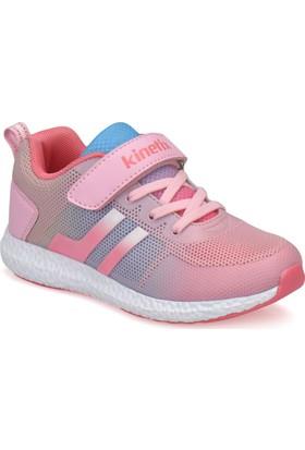 Kinetix Rampel Açık Pembe Kız Çocuk Koşu Ayakkabısı