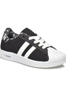 Kinetix Rendro X Siyah Erkek Çocuk Sneaker