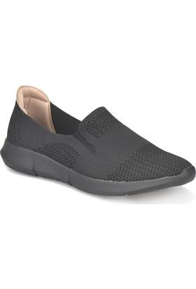 Kinetix Russıa Siyah Kadın Ayakkabı