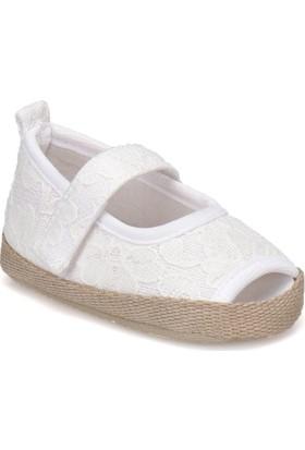 Kinetix Sısı Beyaz Kız Çocuk Sandalet