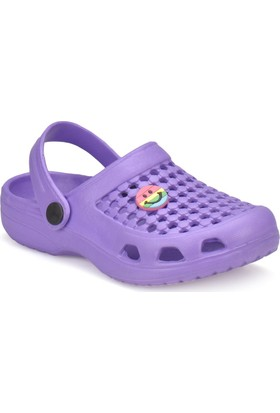 Kinetix Smıle Lila Kız Çocuk Basic Sandalet