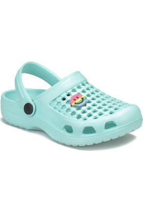 Kinetix Smıle Turkuaz Kız Çocuk Basic Sandalet