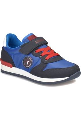 Kinetix Sorbın Saks Lacivert Kırmızı Erkek Çocuk Sneaker