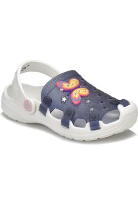 Kinetix Vestin Lacivert Pembe Kız Çocuk Sandalet