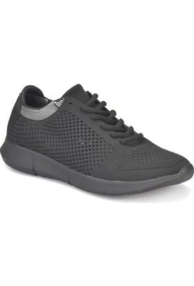 Kinetix Wonle Siyah Kadın Ayakkabı