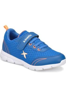 Kinetix Yannı Saks Turuncu Erkek Çocuk Koşu Ayakkabısı