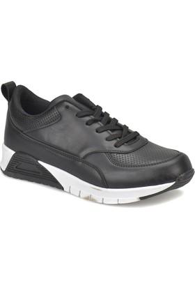 Torex Denıs W Siyah Beyaz Kadın Günlük Spor Ayakkabı
