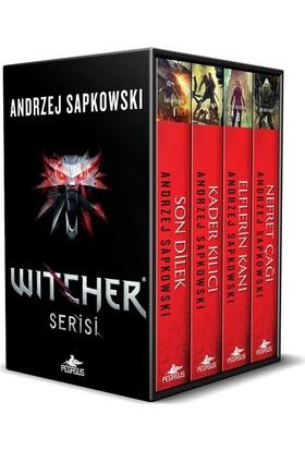 The Witcher Serisi-4 Kitap Takım - Andrzej Sapkowski