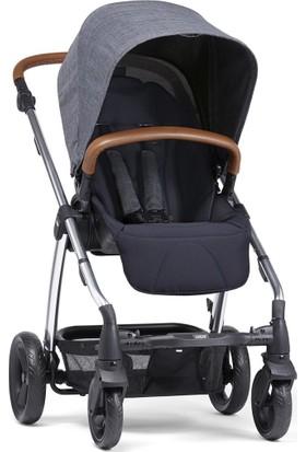 Mamas & Papas Sola 2 Chrome Bebek Arabası Navy Marl